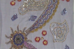 Multi-sequins-beads-beadings