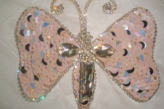 Sequins Butterly